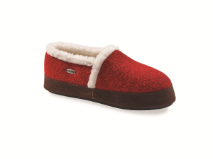 Acorn Acorn MOC Ragg in Red Ragg Wool
