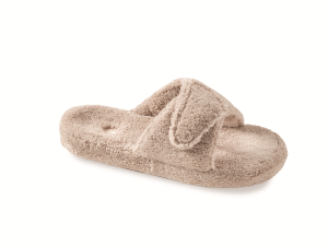 Taupe Acorn Spa Slide II
