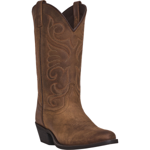 Tan Distressed Laredo Bridget