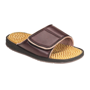 Brown Nothinz Beachcomber Massage Sandal