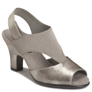 Grey Fabric Aerosoles Ginerator