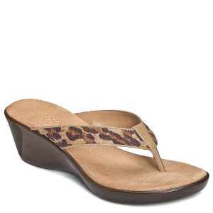 Leopard Tan Aerosoles Wide Eyes