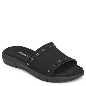 BLACK FABRIC Aerosoles Wipple Play