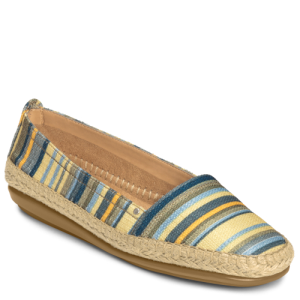 Green Stripe Aerosoles Solitaire