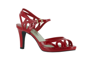 Red Patent Bella Vita Claudette II