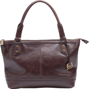 Chocolate Born Handbags Tristen Tote