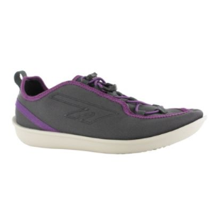 Charcoal-Purple Hi-Tec Zuuk Lite