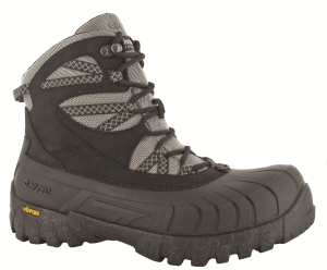 Black/Dark Grey Hi-Tec Ozark 200 I WP