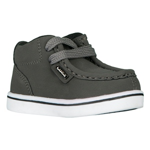 Charcoal/White/Black Lugz Strider Deluxe