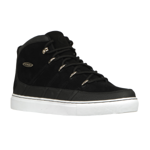 Black/White Lugz Pronto Mid