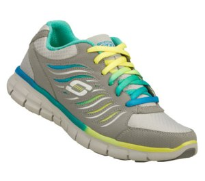 BlueGray Skechers Synergy - Light Show