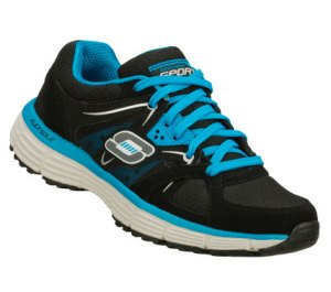 BlueBlack Skechers Agility - New Vision
