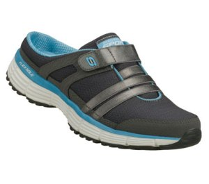 BlueGray Skechers Agility - Kick Back
