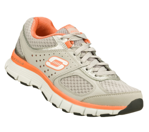 CoralGray Skechers Flex Fit - Perfect View