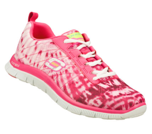 Pink Skechers Flex Appeal - Limited Edition