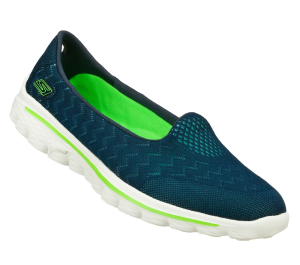 Navy Skechers Skechers GOwalk 2 - Axis