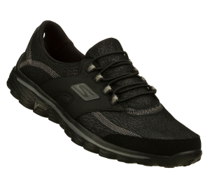 Black Skechers Skechers GOwalk 2 - Virtuosity
