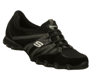 GrayBlack Skechers Bikers - Verified