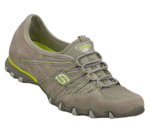 GreenGray Skechers Bikers - Quick Step