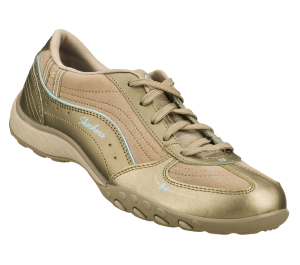 Natural Skechers Relaxed Fit: Breathe Easy - Take Ten