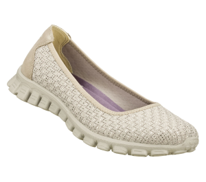 SilverGray Skechers EZ Flex 2 - Illuminate
