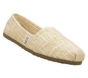 Natural Skechers BOBS1