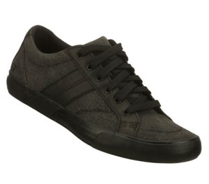 Black Skechers PLANFIX - DEION