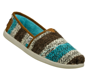 MultiBlue Skechers Bobs World - Happy Happy