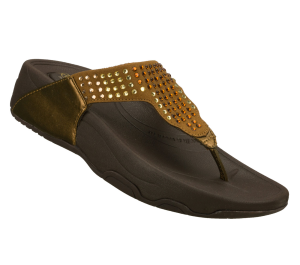Brown Skechers Relaxed Fit: Elevates - Ray of Light