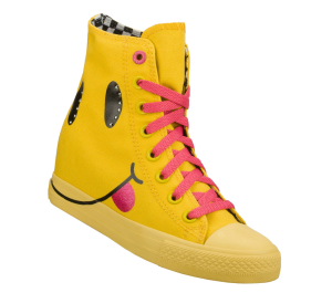 Yellow Skechers Daddy's Money: Gimme - Outta Sight