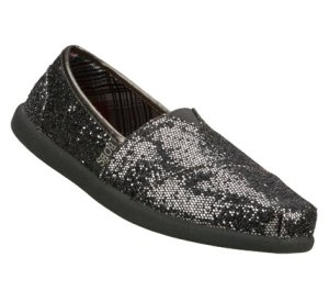 Silver Skechers Bobs World - Earth Papa