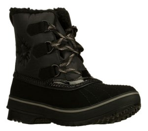 Black Skechers Highlanders - Country Climber