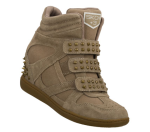 BrownBrown Skechers SKCH Plus 3 - Staked