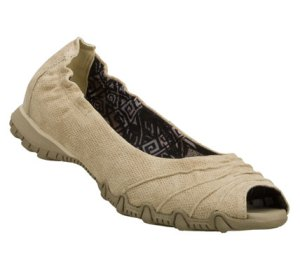 Natural Skechers Bikers - Prolific