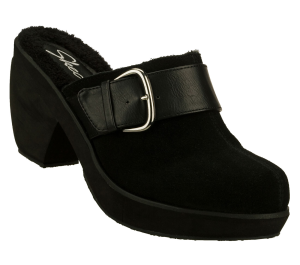 Black Skechers Disco Bunny - Security