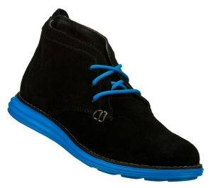 Black Skechers Groove Lite - Chummy