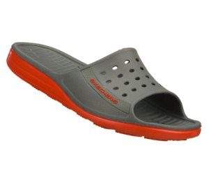 RedGray Skechers MAINLAND