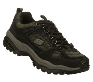 GrayBlack Skechers Energy 3 - Alpha