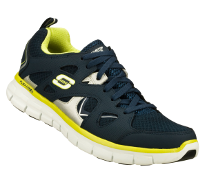 GreenNavy Skechers Synergy - Competitor