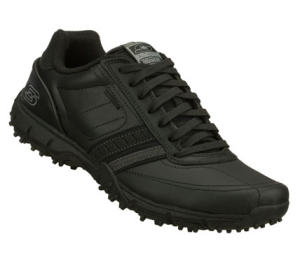 Black Skechers Urban Flex - Craggy