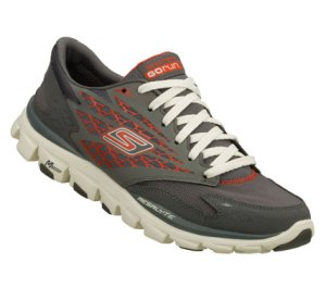 RedGray Skechers Skechers GOrun Ride