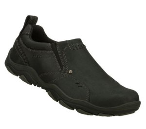Black Skechers Relaxed Fit: Bolland - Tailor