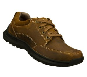 Brown Skechers Relaxed Fit: Botein - Verman