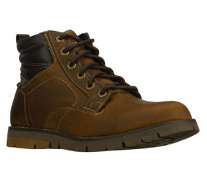 Brown Skechers Relaxed Fit: Kane - Gerbe