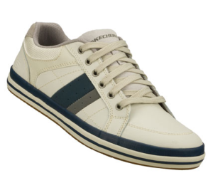 NavyWhite Skechers Relaxed Fit: Diamondback - Goden