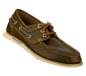 Brown Skechers Relaxed Fit: Eris - Conley