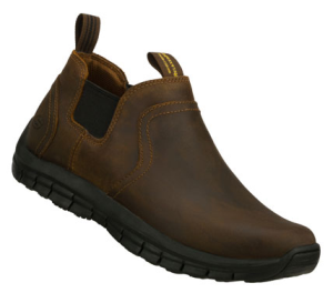 Brown Skechers Relaxed Fit: Masen - Planned