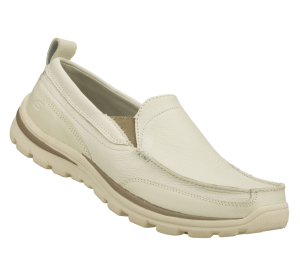 Natural Skechers Relaxed Fit: Superior - Gains