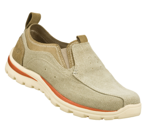 Natural Skechers Relaxed Fit: Superior - Morton