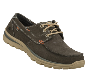 Gray Skechers Relaxed Fit: Superior - Darcio